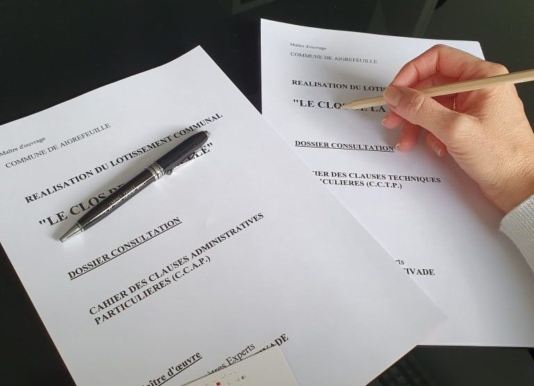 Cahier des Clauses Administratives et Techniques